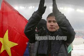 Quang Hải chiến thắng thuyết phục giải Bàn thắng đẹp nhất U23 châu Á