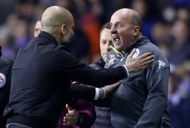 Bàn thua muộn khiến Man City bị loại khỏi FA Cup