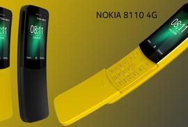 "Nokia 8110 ""quả chuối"" hồi sinh"