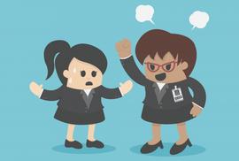 """Sếp bá đạo, nhân viên trẻ con khiến công ty lúc nào cũng """"náo loạn"""""""
