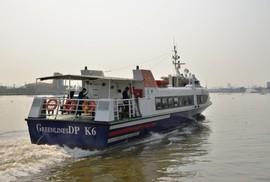 Ba ngày nữa, từ TP HCM đi Vũng Tàu sẽ có tàu cao tốc