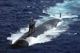 Tàu ngầm nước ngoài phải nổi, treo cờ khi đi trong lãnh hải Việt Nam