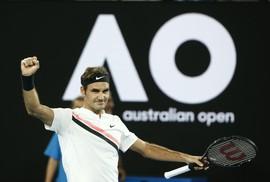 Federer dễ dàng vào vòng 3, Wawrinka nhanh chóng… bị loại