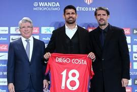 Từ Diego Costa ngẫm về Griezmann