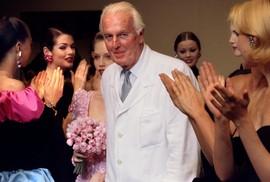 Thương tiếc nhà thiết kế lẫy lừng nước Pháp Givenchy