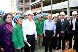 Nguyên Thủ tướng Phan Văn Khải: Người bạn lớn của doanh nhân