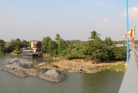 Vụ sông Đồng Nai lại bị lấp, lấn: Tạm ngưng để họp bàn xử lý!