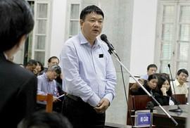 """Xử ông Đinh La Thăng: """"Cảm ơn lãnh đạo"""" bằng hàng chục tỉ đồng"""