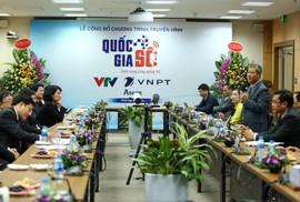 """VNPT và VTV ra mắt chương trình """"Quốc gia số"""""""