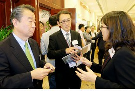 DN Nhật quan tâm các dự án phát triển đô thị TP HCM