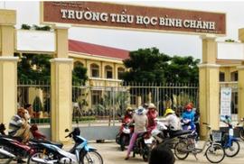 """Ông Võ Hòa Thuận: """"Tôi không ép, cô giáo tự quỳ"""" (!?)"""