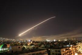 Tình báo Israel: Cuộc không kích Syria thất bại