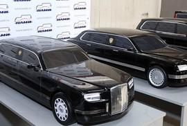 Tổng thống Putin sẽ dùng siêu xe mới trong lễ nhậm chức?