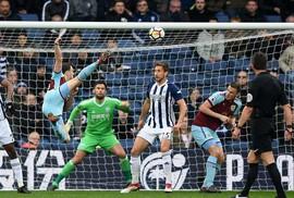 Tốp 5 bàn thắng đẹp nhất vòng 32 Premier League