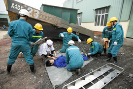 TP HCM đứng đầu cả nước về số vụ tai nạn lao động chết người
