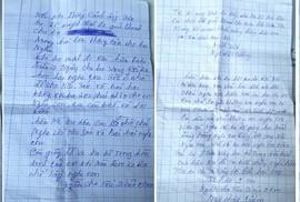 Bức tâm thư của 1 người đàn ông khi tìm đến cái chết