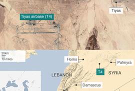 """Quân đội Nga tới hiện trường """"vụ tấn công hoá học"""" ở Syria"""