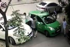 Công an TP Hà Nội: Xử lý theo pháp luật vụ tài xế Mai Linh bị đánh