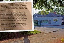 """Lá thư """"tan chảy"""" của hiệu trưởng gửi học trò trước mùa thi"""