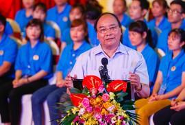 Thủ tướng đối thoại, lắng nghe những lời nói thật của công nhân
