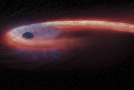 """""""Siêu quái vật vũ trụ"""" có thể nuốt chửng 20 tỉ mặt trời"""
