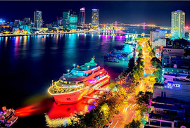Độc đáo khu ẩm thực thương hiệu 99+ Sky Lounge tại Đà Nẵng