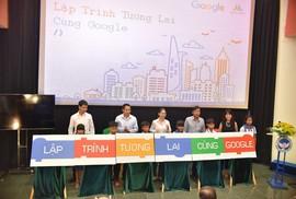 """Google chắp cánh sáng tạo với dự án """"Lập trình tương lai"""" cho trẻ"""