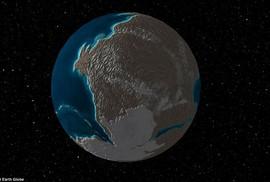 Trái đất 600 triệu năm trước như thế nào?