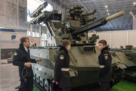 """""""Hàng độc"""" trong lễ diễu binh ngày chiến thắng của Nga"""
