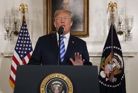 Ông Trump rút khỏi thỏa thuận hạt nhân, Iran tái khởi động làm giàu uranium