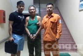 Gã tội đồ có đến 3 người vợ trong lúc trốn chạy
