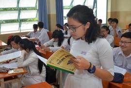 Lời khuyên trước khi thi môn tiếng Anh THPT quốc gia