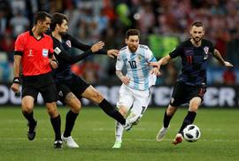 Kết quả dự đoán trúng thưởng trận Argentina - Croatia