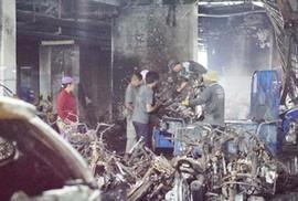 Nhiều góc khuất trong vụ cháy Carina