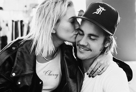 Hết tan rồi hợp, Justin Bieber muốn ở bên Hailey Baldwin trọn đời