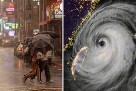 """Siêu bão Maria tấn công Đài Loan, Trung Quốc """"nín thở"""""""