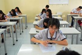 Ngày 19-7, Trường ĐH Luật TP HCM tổ chức kỳ thi năng lực