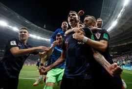 """Mandzukic: """"Siêu nhân Mario"""" của bóng đá Croatia"""