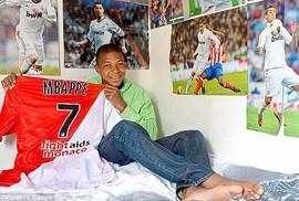 """Mbappé """"mới thể hiện 60% tiềm năng"""""""