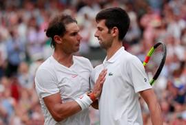 Mãn nhãn với đại chiến Nadal - Djokovic, Serena Williams chỉ về nhì