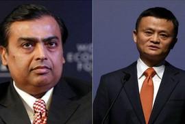 Tỉ phú Ấn Độ vượt Jack Ma thành người giàu nhất châu Á