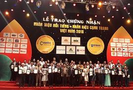 Vietnam Airlines vào Top 10 Nhãn hiệu nổi tiếng nhất Việt Nam 2018