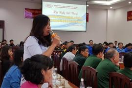 Đào tạo nghề, xây nhà lưu trú cho công nhân