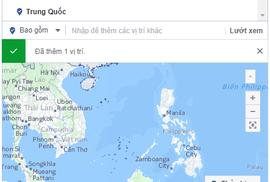 Facebook xin lỗi vì hiển thị sai lệch Hoàng Sa, Trường Sa thuộc Trung Quốc