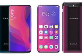 """Oppo Find X, điện thoại có camera """"thụt thò"""" đầu tiên ra mắt ở Việt Nam"""