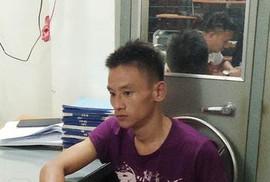 """Camera """"tóm gọn"""" tên cướp táo tợn ở Đồng Nai"""