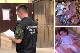 """Nga điều tra """"nhà trẻ địa ngục"""" trói các bé vào cũi"""
