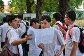 Bỏ thi tốt nghiệp khi có chuẩn đầu ra phổ thông