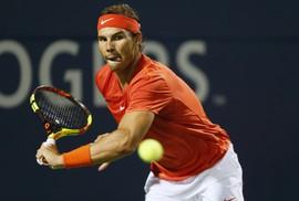 Nadal ngược dòng vào bán kết Rogers Cup 2018
