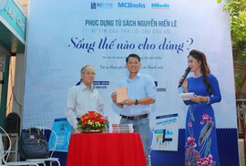 Trao bản quyền toàn bộ tủ sách Nguyễn Hiến Lê